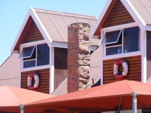 Bay Cove Inn, Penziony – hostince  Jeffreys Bay - big - 44