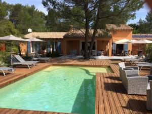 Villa Joséphine Lorgues