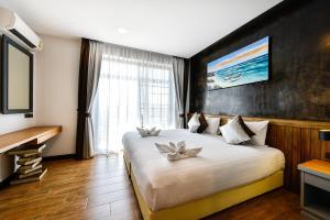 Casa Bella Phuket, Отели  Чалонг - big - 111