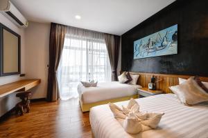 Casa Bella Phuket, Отели  Чалонг - big - 50
