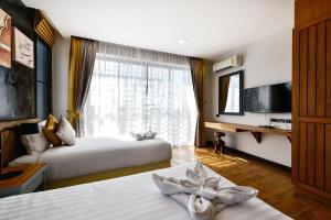 Casa Bella Phuket, Отели  Чалонг - big - 74