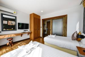 Casa Bella Phuket, Отели  Чалонг - big - 64