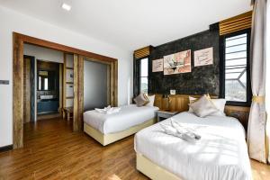 Casa Bella Phuket, Отели  Чалонг - big - 60