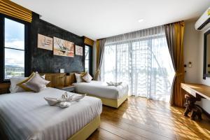 Casa Bella Phuket, Отели  Чалонг - big - 58