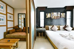 Casa Bella Phuket, Отели  Чалонг - big - 56