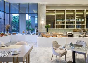The Park Nine Hotel&Serviced Residence Suvarnabhumi, Отели  Лат-Крабанг - big - 33