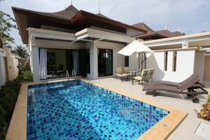 Baan Ping Tara Tropical Private Pool Villa, Ferienhäuser  Strand Ao Nang - big - 21