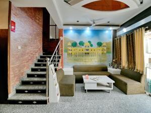 OYO 3950 Hotel Hayat Rabbani, B&B (nocľahy s raňajkami)  Jaipur - big - 55