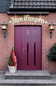 Hotel Zum Timpen, Hotely  Ladbergen - big - 22