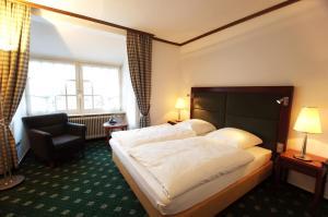 Hotel Zum Timpen, Hotely  Ladbergen - big - 4