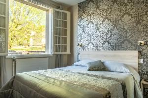 Hostellerie Bellevue, Szállodák  Rocamadour - big - 15