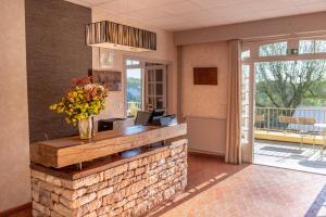 Hostellerie Bellevue, Hotel  Rocamadour - big - 20