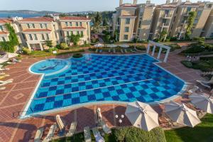 Flores Garden Beach Residence, Apartmány  Chernomorets - big - 9