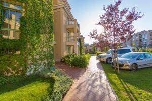 Flores Garden Beach Residence, Apartmány  Chernomorets - big - 15
