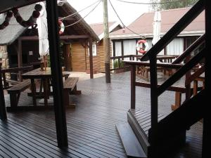 Bay Cove Inn, Penziony – hostince  Jeffreys Bay - big - 54