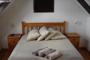 Bay Cove Inn, Penziony – hostince  Jeffreys Bay - big - 18