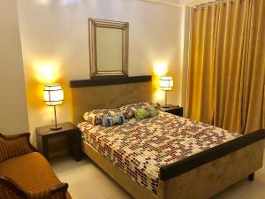 Dr Calayans' Luxury 2BR Condo @ Pico de Loro, Nasugbu, Ferienwohnungen  Nasugbu - big - 185