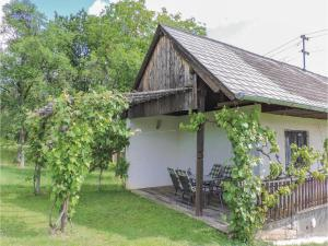 One-Bedroom Holiday Home in Deutsch Schutzen, Case vacanze  Deutschschützen - big - 1