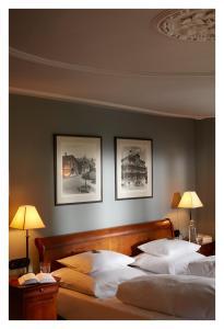 Gasthof Hirschen Schwarzenberg, Hotely  Schwarzenberg im Bregenzerwald - big - 29