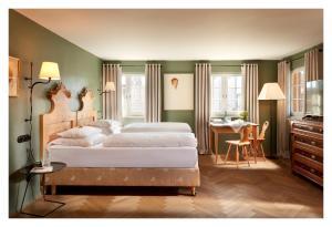 Gasthof Hirschen Schwarzenberg, Hotely  Schwarzenberg im Bregenzerwald - big - 26