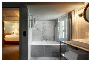 Gasthof Hirschen Schwarzenberg, Hotely  Schwarzenberg im Bregenzerwald - big - 14