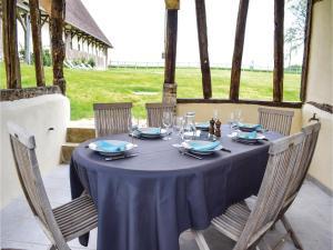 Three-Bedroom Holiday Home in Gournay-en-Bray, Case vacanze  Gournay-en-Bray - big - 24