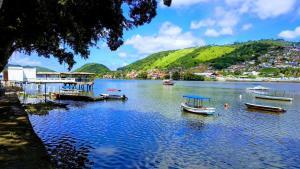 Pousada Labarca, Affittacamere  Cachoeira - big - 27