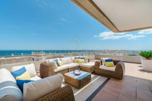 Puerto Banus Luxury Penthouse, Apartmány  Marbella - big - 1
