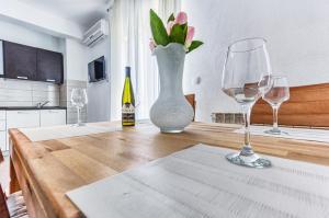 Apartments & Bungalows Ivanović, Affittacamere  Kaštela - big - 15