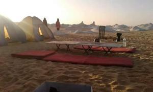 White desert, Campsites  Bawiti - big - 40