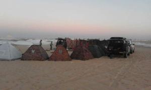 White desert, Campsites  Bawiti - big - 41