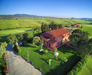 Agriturismo Fossederi, Farmy  Pieve di Santa Luce - big - 34