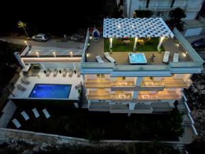 4 gwiazdkowy apartament Villa Katija Drvenik Chorwacja