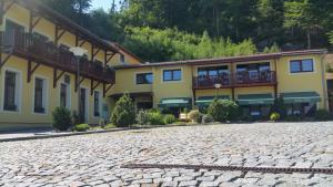4 stern hotel Hotel Výpřež - Děčín Děčín Tschechien