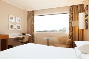 Double Room with City View - Top Floor