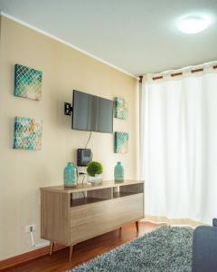Exclusivo Departamento Con Vista Al Mar, Appartamenti  Lima - big - 37