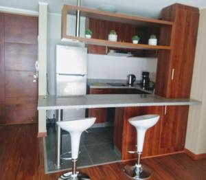 Exclusivo Departamento Con Vista Al Mar, Апартаменты  Лима - big - 40