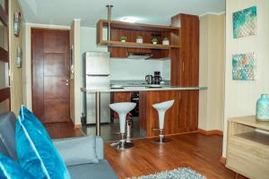 Exclusivo Departamento Con Vista Al Mar, Апартаменты  Лима - big - 41