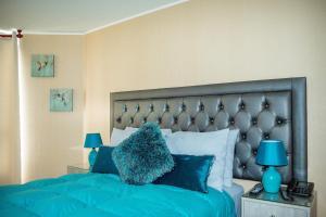 Exclusivo Departamento Con Vista Al Mar, Appartamenti  Lima - big - 43