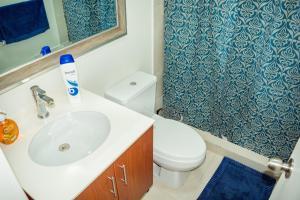 Exclusivo Departamento Con Vista Al Mar, Appartamenti  Lima - big - 46