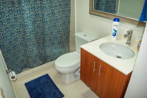 Exclusivo Departamento Con Vista Al Mar, Appartamenti  Lima - big - 47