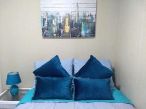 Exclusivo Departamento Con Vista Al Mar, Appartamenti  Lima - big - 56