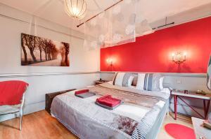 B&B Villa Belle Epoque, Bed and breakfasts  Barvaux - big - 40