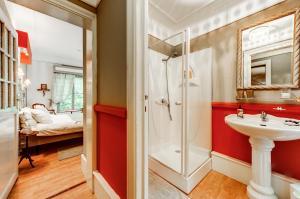 B&B Villa Belle Epoque, Bed and breakfasts  Barvaux - big - 42
