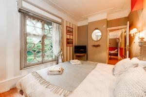 B&B Villa Belle Epoque, Bed and breakfasts  Barvaux - big - 43