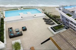 Exclusivo Departamento Con Vista Al Mar, Appartamenti  Lima - big - 58