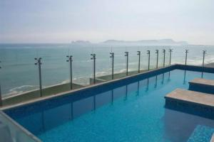 Exclusivo Departamento Con Vista Al Mar, Апартаменты  Лима - big - 57