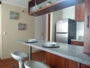 Exclusivo Departamento Con Vista Al Mar, Appartamenti  Lima - big - 59