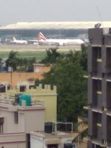 Airport Land View, Apartmány  Kolkata - big - 1