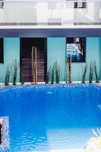 Hotel Flamingo Merida, Hotely  Mérida - big - 41
